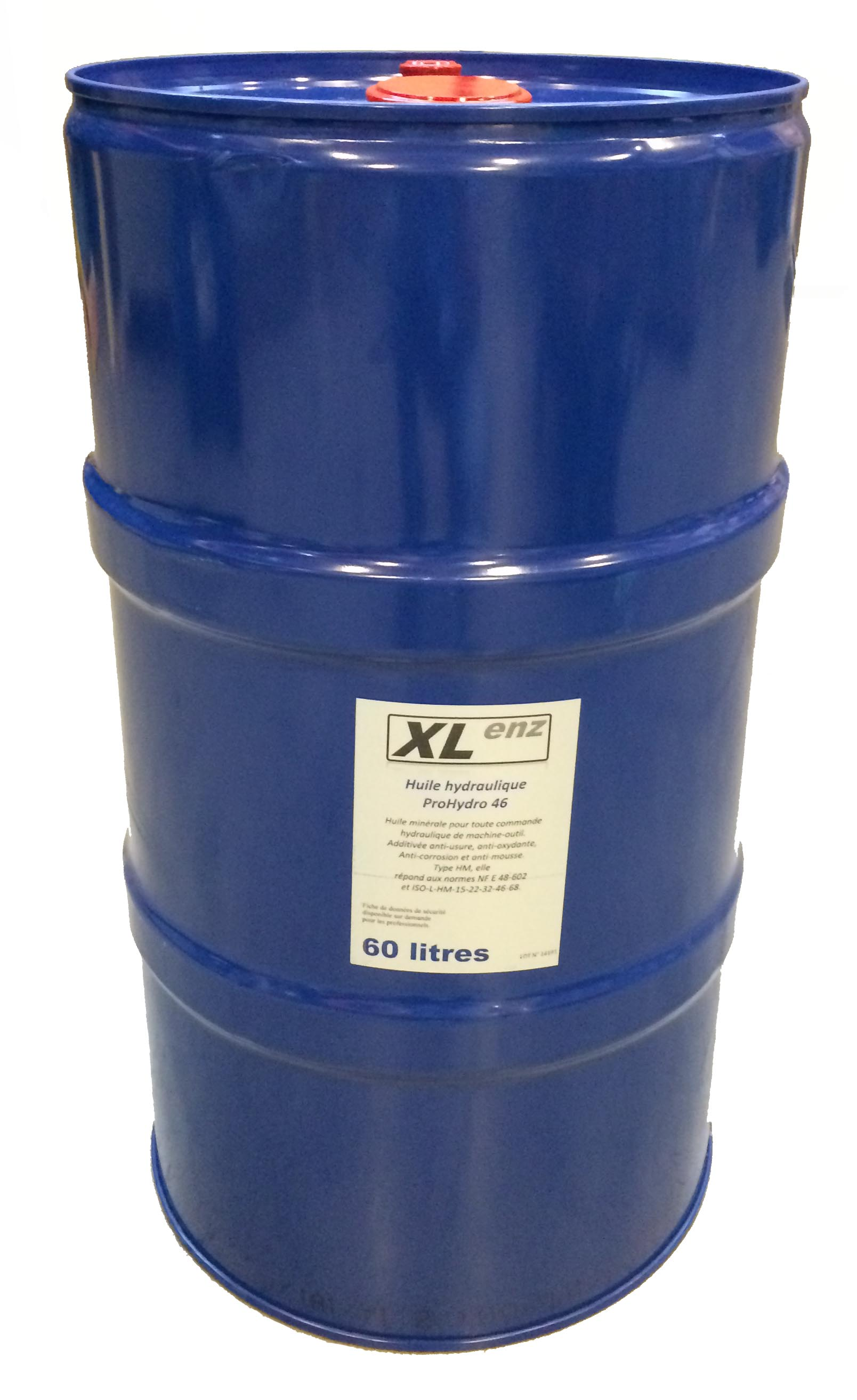 XLenz Huile Hydraulique ProHydro 46 60 litres