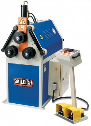 R H45 cintreuse à galets hydraulique BAILEIGH Industrial PRO DIS Machines outils